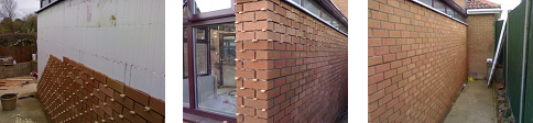 Brick Cladding Bradford